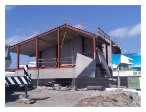 Trabajos Estructuras metálicas en Las Palmas